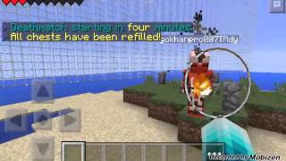 Minecraft hunger games #1