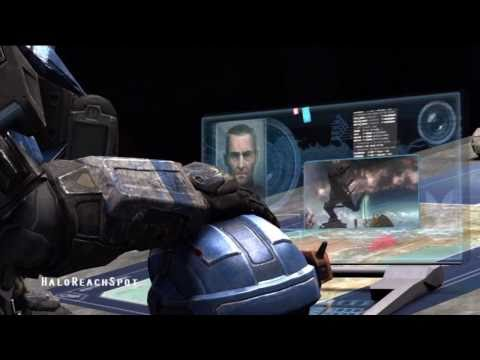 Halo: Reach - Cutscenes Part 1 of 6 | HD