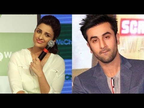 Parineeti Wants To Flirt With Ranbir Kapoor