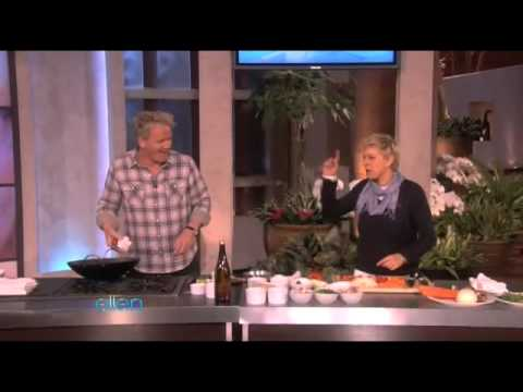 Gordon Ramsay's Own Kitchen Nightmare