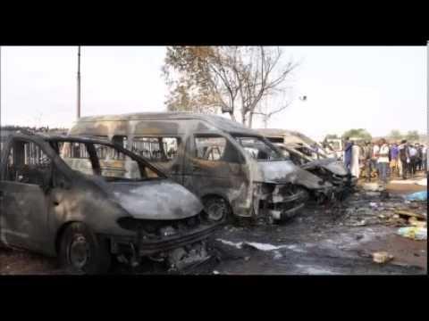 Deadly Motor Park Explosion In Nigeria