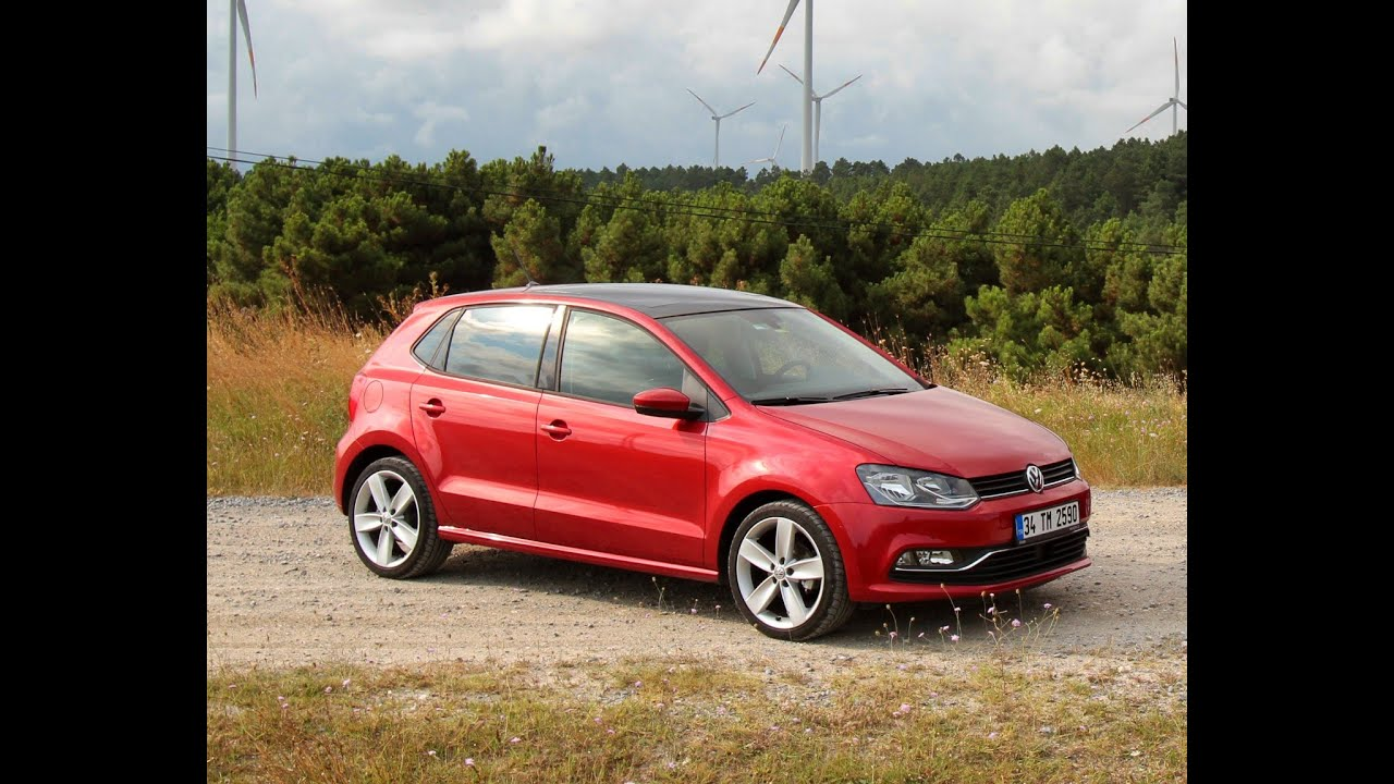 2014 vw polo 1 2 tsi 90 hp dsg acceleration test h zlanma testi youtube. Black Bedroom Furniture Sets. Home Design Ideas