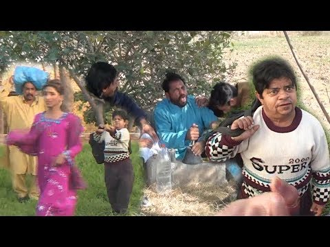 Pothwari Drama 2018  Comedy Video Shahzada Ghaffar Yasir Mehmood new