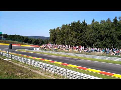 F1 Belgium 2015 - Free Practice 1 - Brussels Turn