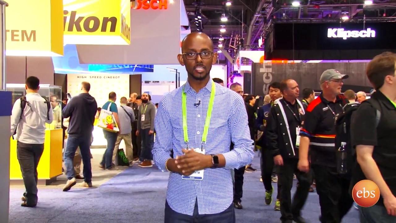 TechTalk with Solomon: Las Vegas - Consumer Electronics Show (CES) 2018