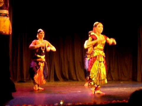 Indian Semi-classical Dance - Mahaganapathim video