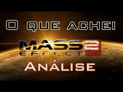 O que achei - Mass Effect 2 (Análise)