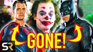 Is This The End Of The DCEU?
