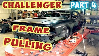 Rebuilding Wrecked 2015 Dodge Challenger Shaker R/T from Copart (Part 4)