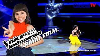 Eygra 34 Confessions Of A Broken Heart 34 Grand Final The Voice Kids Indonesia Globaltv 2016