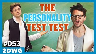 2DWG Personality Test Trailer