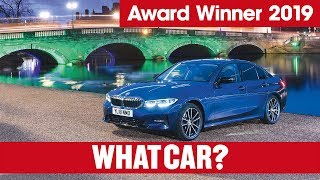 BMW 3 Series – why it's our 2019 Executive Car of the Year | What Car? | Sponsored