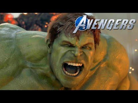 Marvel's Avengers PS4 Gameplay Deutsch #02 - Die Power von Hulk