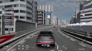 Gran Turismo Sport Beta Online Race 3 Tokyo Expressway