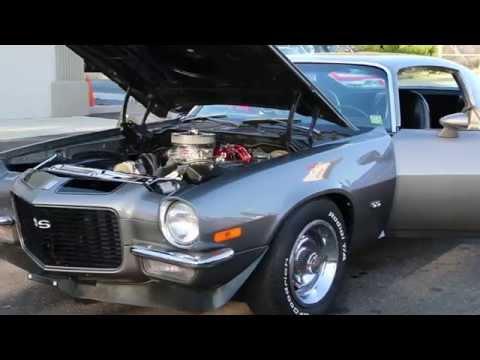 Review of 1970 Camaro SS Split Bumper(Conversion)For Sale~383 Stroker~700R~Custom Interior