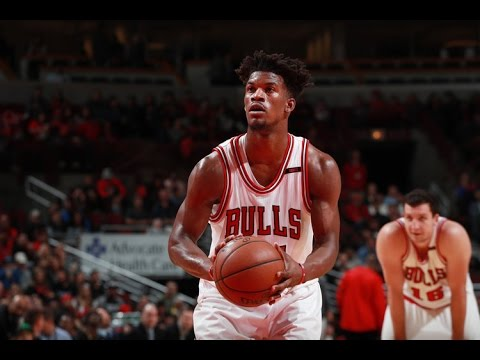 Jimmy Butler's Best of the 2016-2017 Regular Season