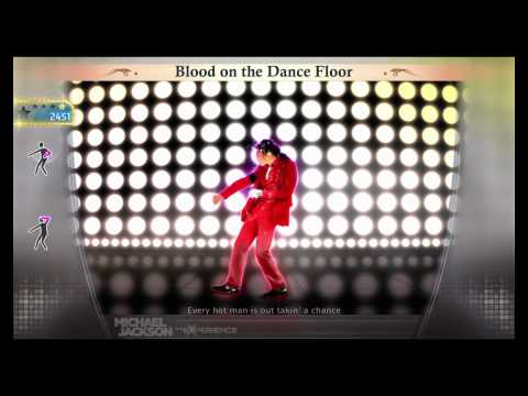 Michael Jackson - Michael Jackson The Experience Blood On The Dance Floor (PS3) FULL HD