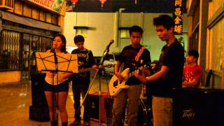 Hotel California - The Eagles Cover by Eutectic Band