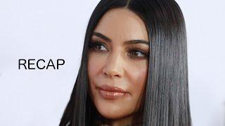 Kim Kardashian Slut Shames A Random Girl - KUWTK Recap