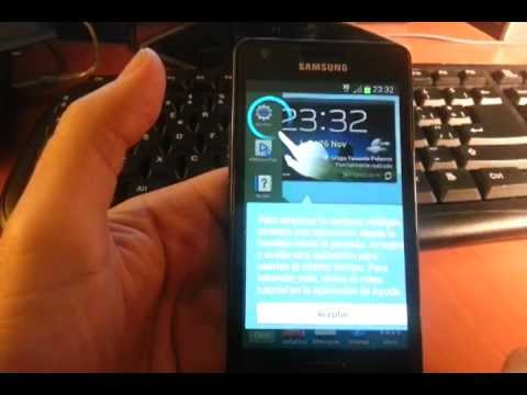 Galaxy Note - Jellybean 4.1.2 - Multi Window & AirView (From Note 2 ...