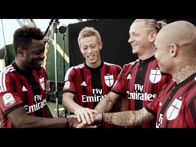 SHAVE YOUR STYLE - #rispettailmiostile: il backstage! | AC Milan Official