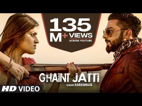 Ghaint Jatti Harsimran Song | Heartbeat | New Punjabi Songs 2015 video