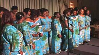 Cameroon, ExSSA - USA  2008 National Convention - Chicago song TWO
