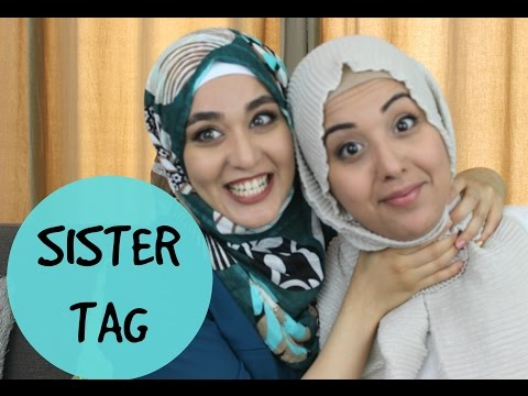 Sister TAG | Muslim Queens by Mona