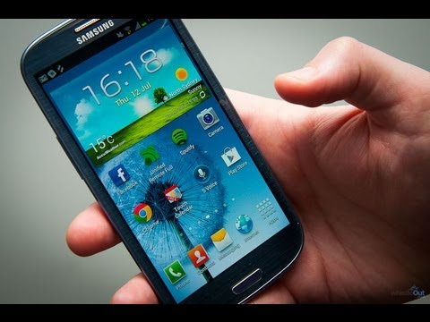 Top 10 Apps For The Samsung Galaxy S3 - Any Android Device