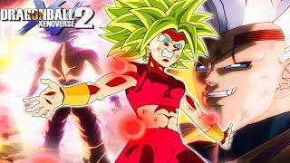 KEFLA AND BABY VEGETA ARRIVE! Planetary Possession Ultimate Battle | Dragon Ball Xenoverse 2