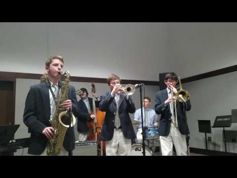 PHS Jazz Combo @2017  Berklee HS Jazz Festival