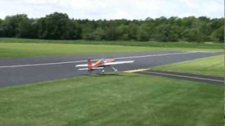 40% Godfrey Extra 300 maiden flight