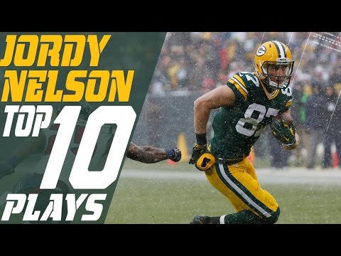 Jordy Nelson S 10 Plays Of 2016 Season Green Bay