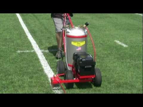 field striper machine