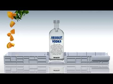 Absolut Demo Minibar