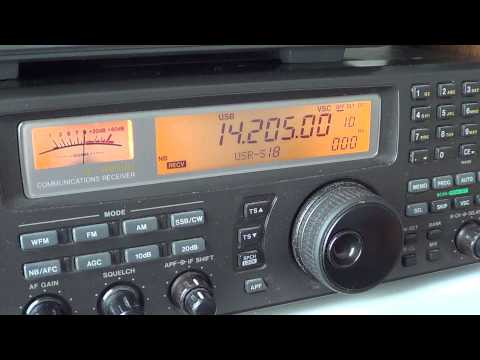 IK5SRF Italian amateur radio 20 meters