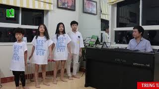 Dạy hát: Trẻ em hôm nay, thế giới ngày mai