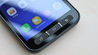 Samsung Galaxy XCover 4 hands on (English) - rugged but cheap!