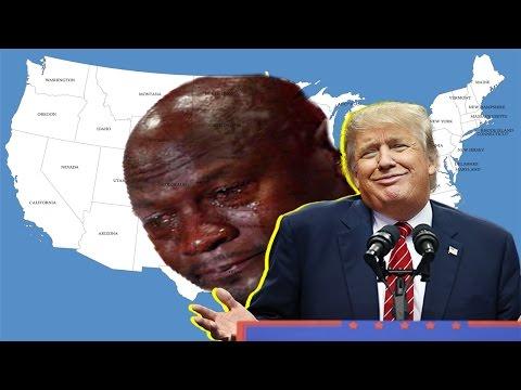 My President is.......DONALD TRUMP?!?