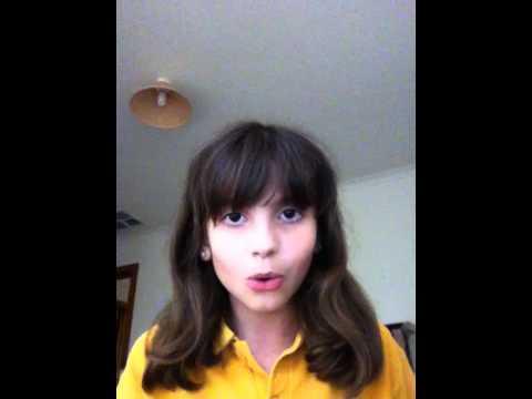 Amazing Little Girl Singer Amazing Little Girl Singing
