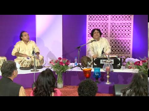 Bazm 2013: Artist Ustad Moin Khan...Pyar Bhare Do Sharmile nain...