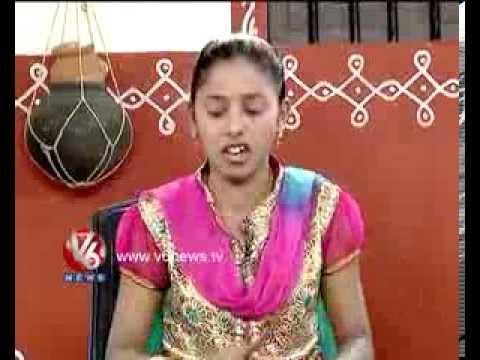 Singers Performing Telangana Folk Songs In Teenmaar Dhoom Dham Part 01 video