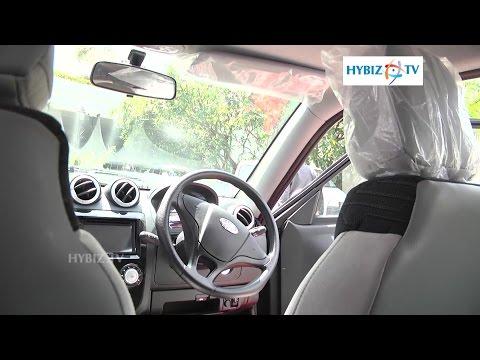 Mahindra Reva e2o Exterior Interior & Review - hybiz.tv