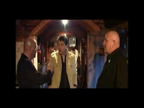Broadcasters Roy Basnett and Richard Felix bring former Krays associate and ...