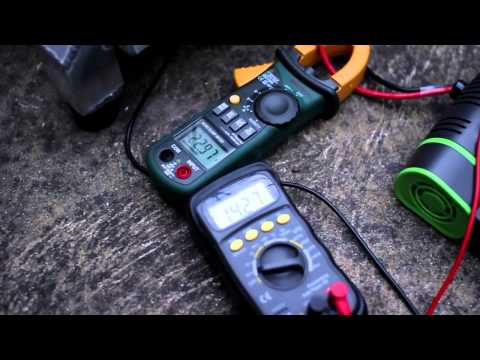 Home made (DIY) 12V DC 50A generator