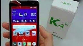 LG K4 retirar conta Google e fazer Hard reset