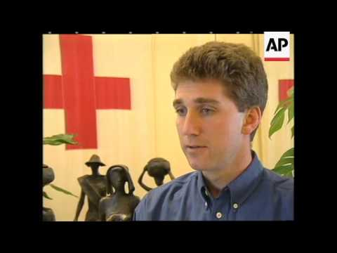 SWITZERLAND: RED CROSS REACTION TO RELEASE OF HOSTAGES IN SOMALIA