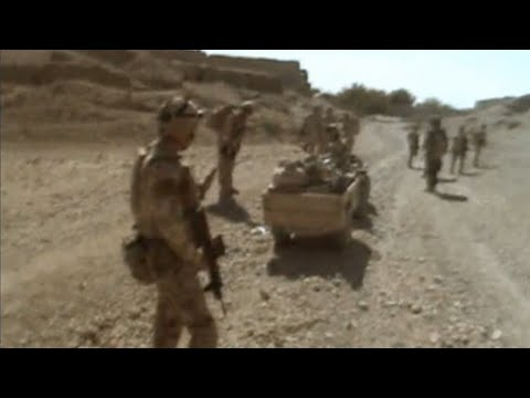 My War 3/4 Danish Afghanistan Documentary (English Subtitles)