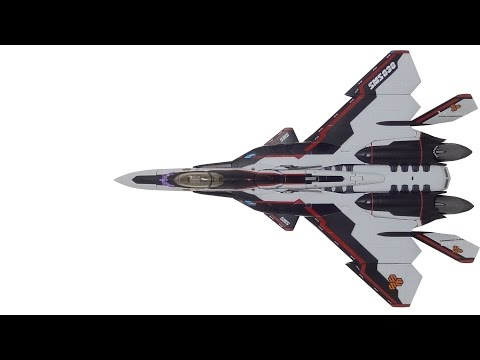 Bandai DX YF-30 Chronos Review
