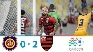 Madureira 0 x 2 Flamengo - Melhores Momentos - Campeonato Carioca - (19/03/2019)